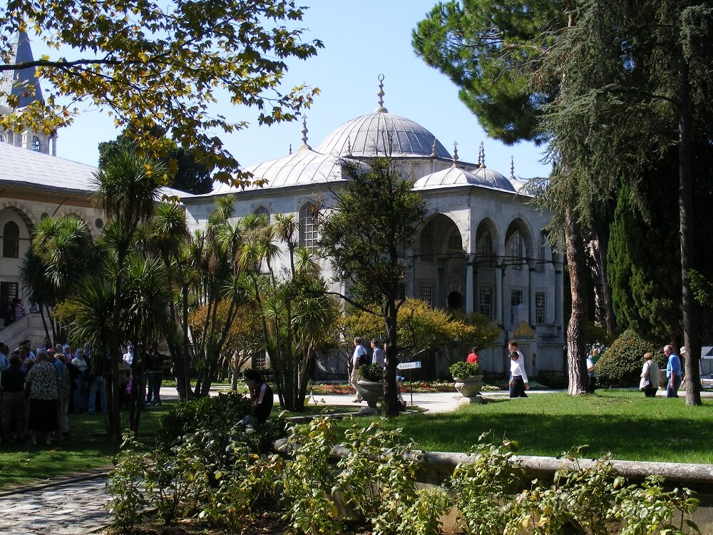 Library of Ahmet III Topkapi
