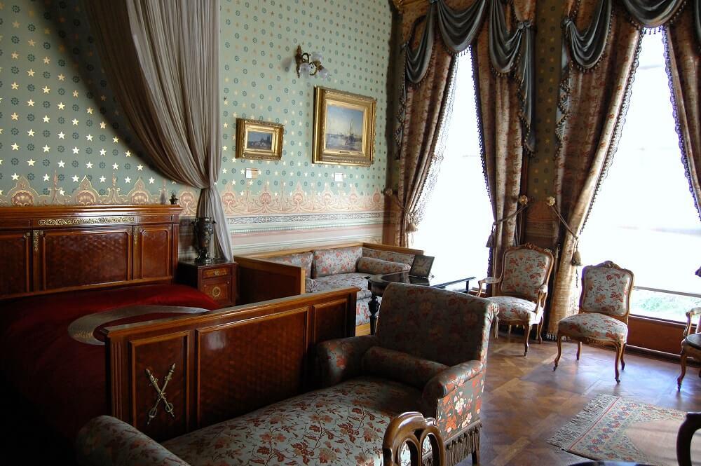 фото комнаты Ататюрка в Долмабахче