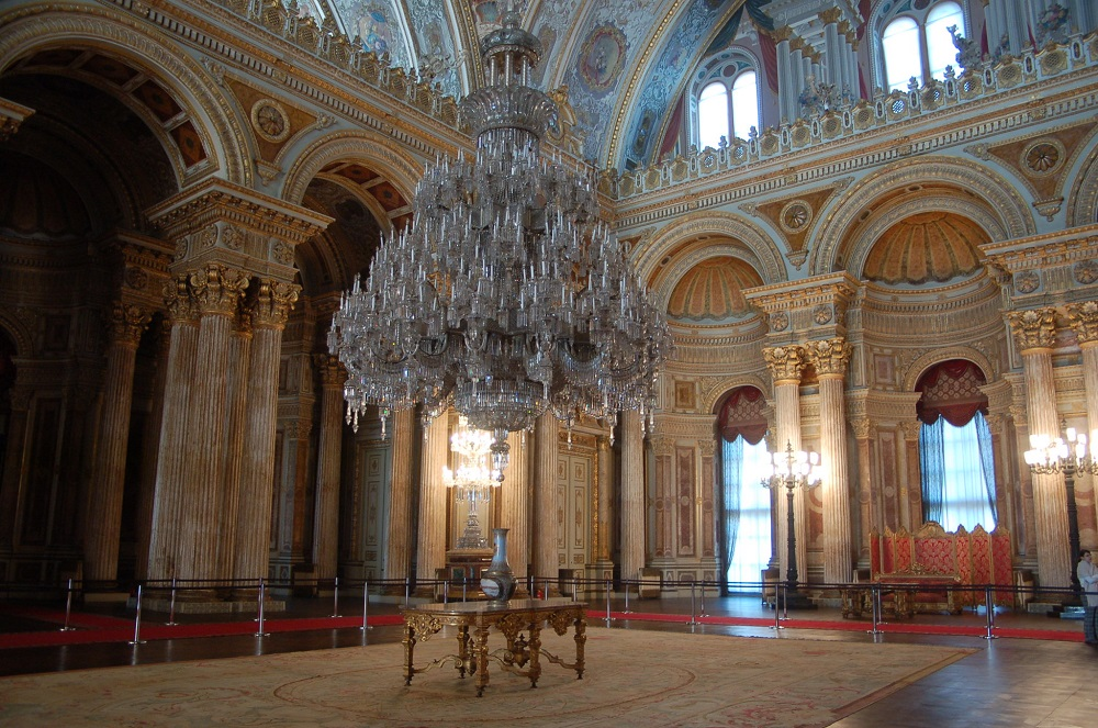 Ceremonial Hall Долмабахче