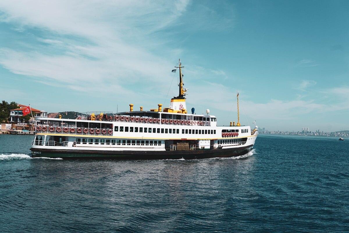 Паром на острова Адалар, Стамбул