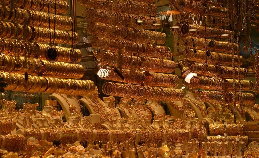 Золото в Стамбуле