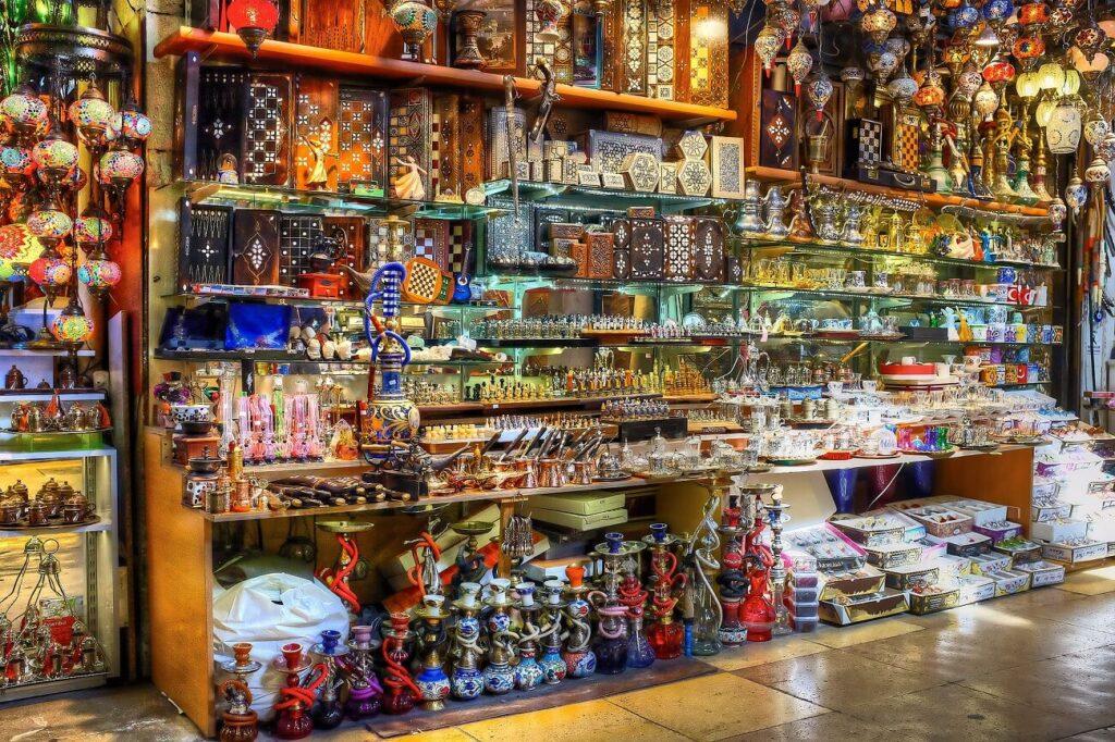 Сувениры в Турции