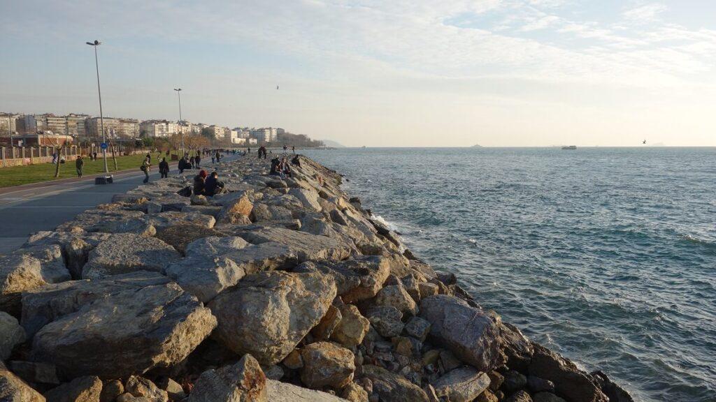Набережная Кадыкёй в Стамбуле