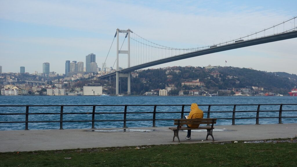 Район Ускюдар в Стамбуле